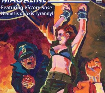 Nemesis Magazine #3: Victory Rose In The Furher's Final Trumpet – Stephen Adams, Ed.