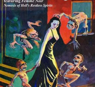Nemesis Magazine #4: Femme Noir In Hell's Hungry Darlings – Stephen Adams, Ed.