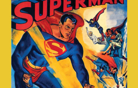 THE STORY OF SUPERMAN by Charles Lee Jackson II